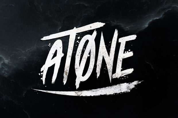 beautiful atone music bresh font