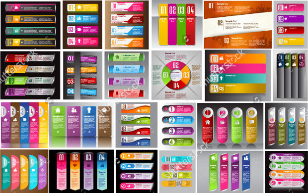 colorful Business Banner Template Download