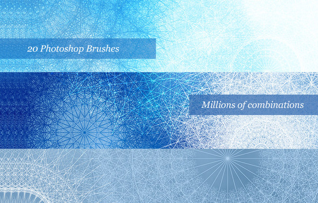 20+ Snowflake Brushes