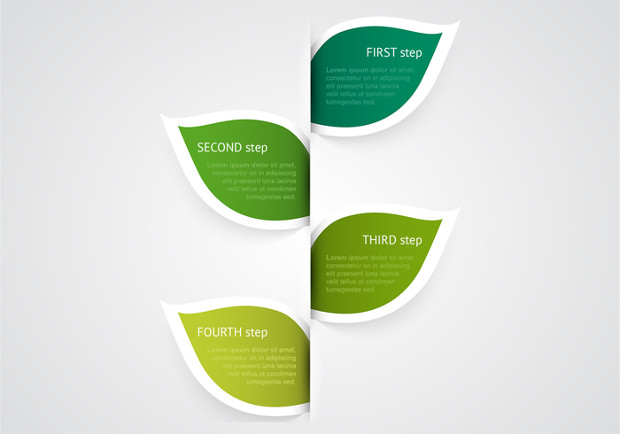 Leafy Style Business Banner Template Download