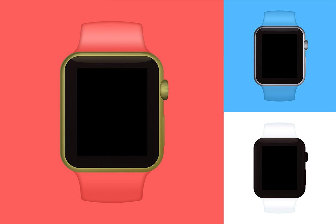 Minimus Apple Watch Mockup