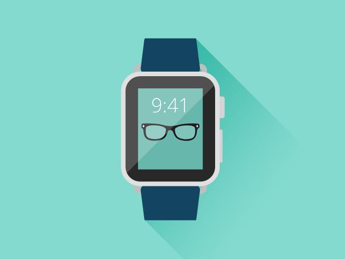 Apple Watch Simple Mockup