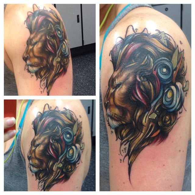 Narnia Tattoo Design