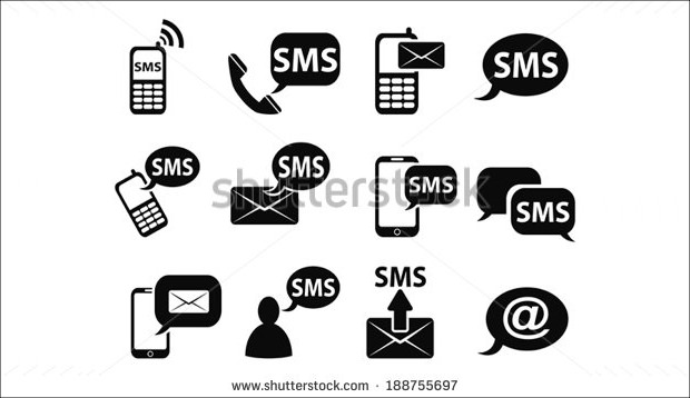 sms icons pack
