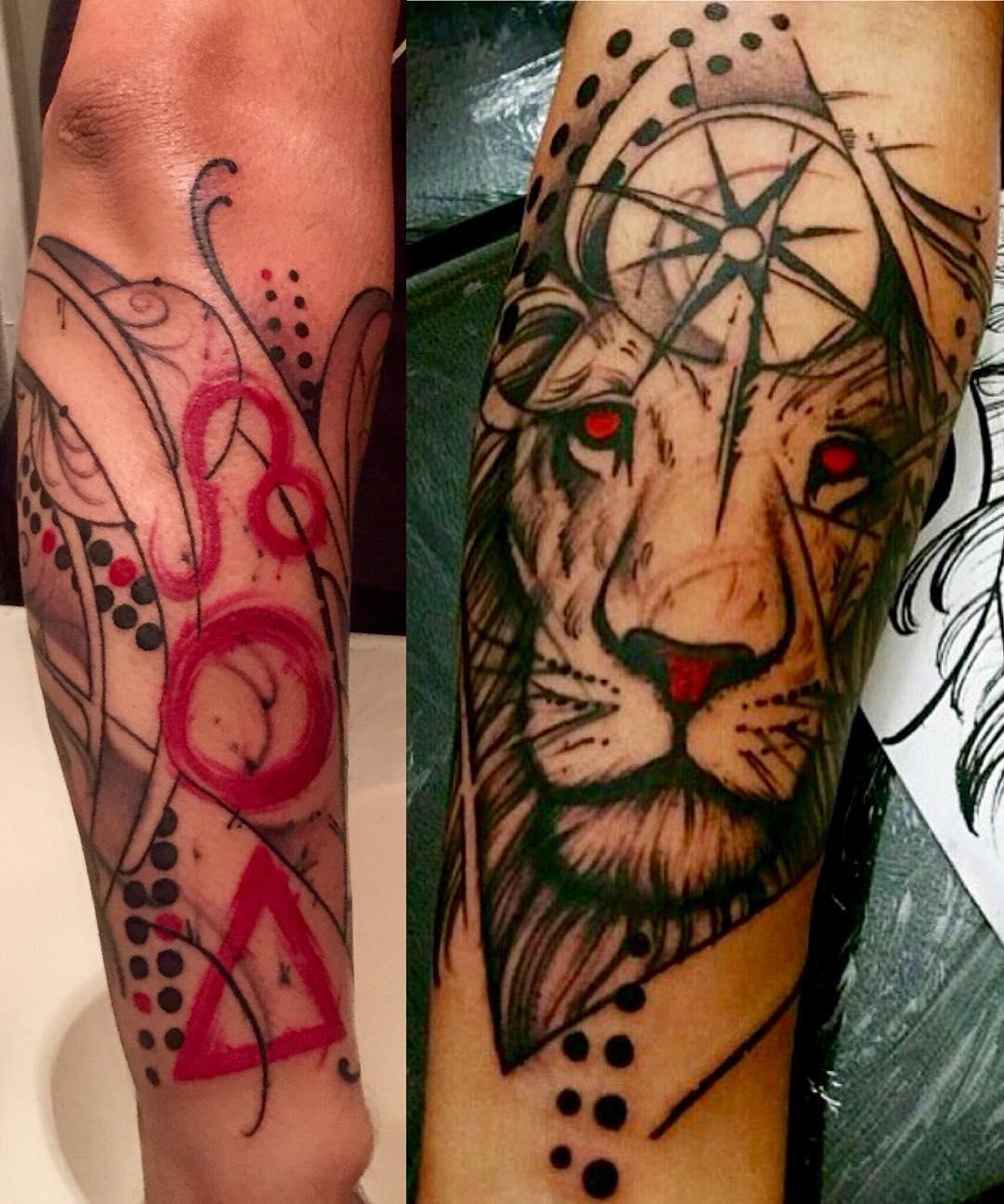 Zodiac Tattoo Design