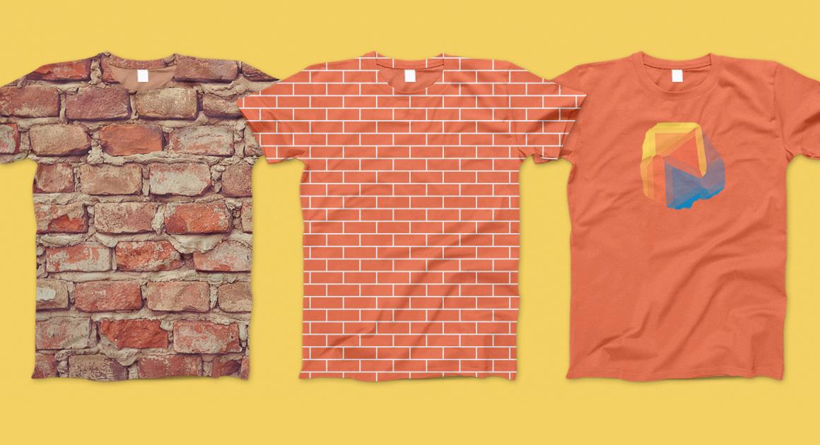editable t shirt mockup