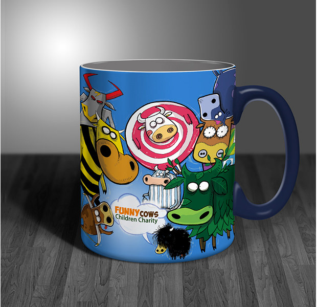 Mug Mock Up with Classic Look