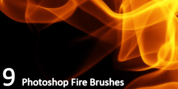 8+ Photoshop Fire Brushes Download