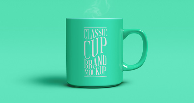 Psd Coffee Mug Mock Up