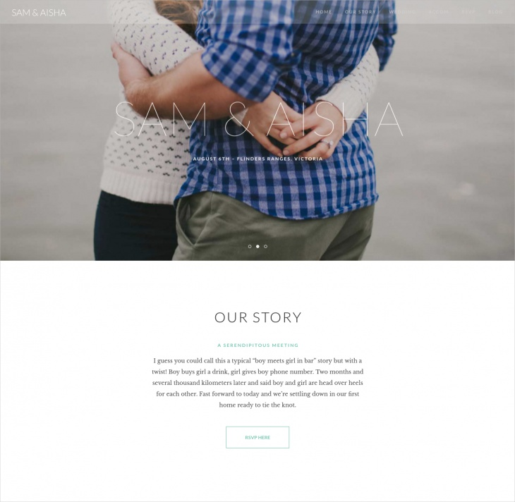 wedding and event wp theme1