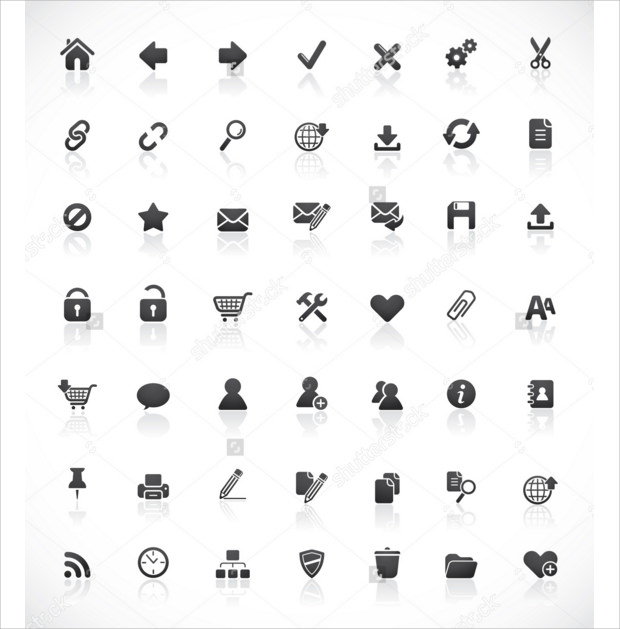Cool Web Editing Icons