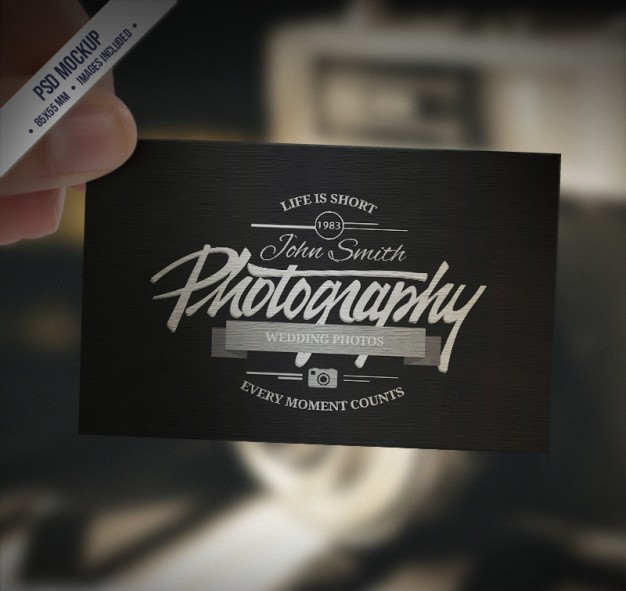 13 vintage business card mockups psd download design trends retro style business card mockup colourmoves