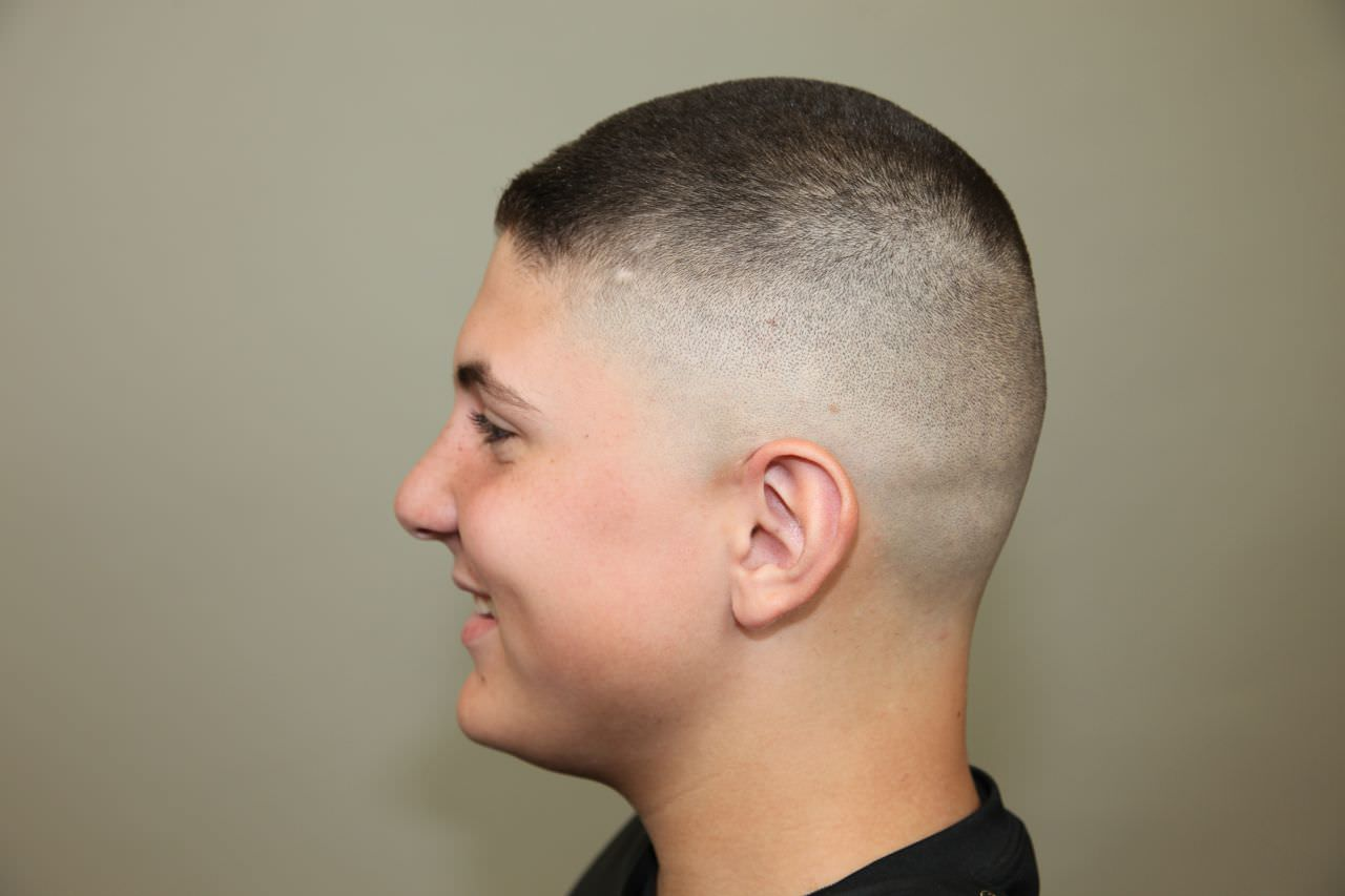 Very Short Fade Haircut Design