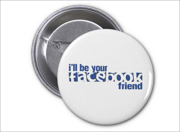 facebook friend button