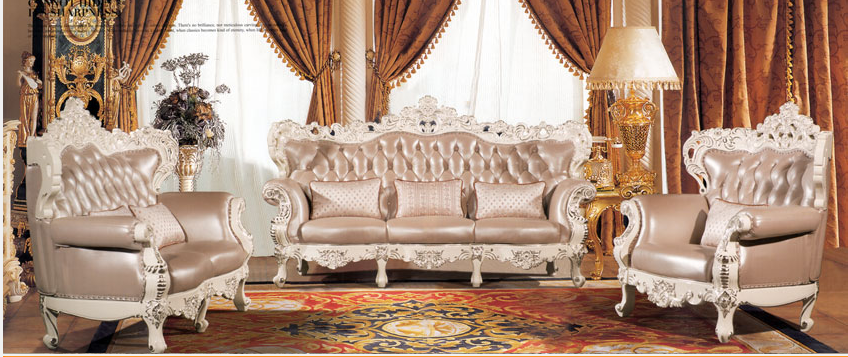 Awesome royal sofa set design