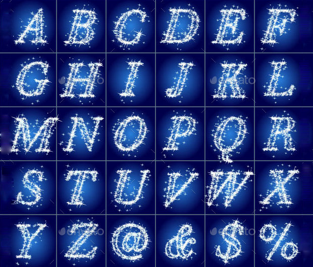 12  star fonts  ttf  otf download
