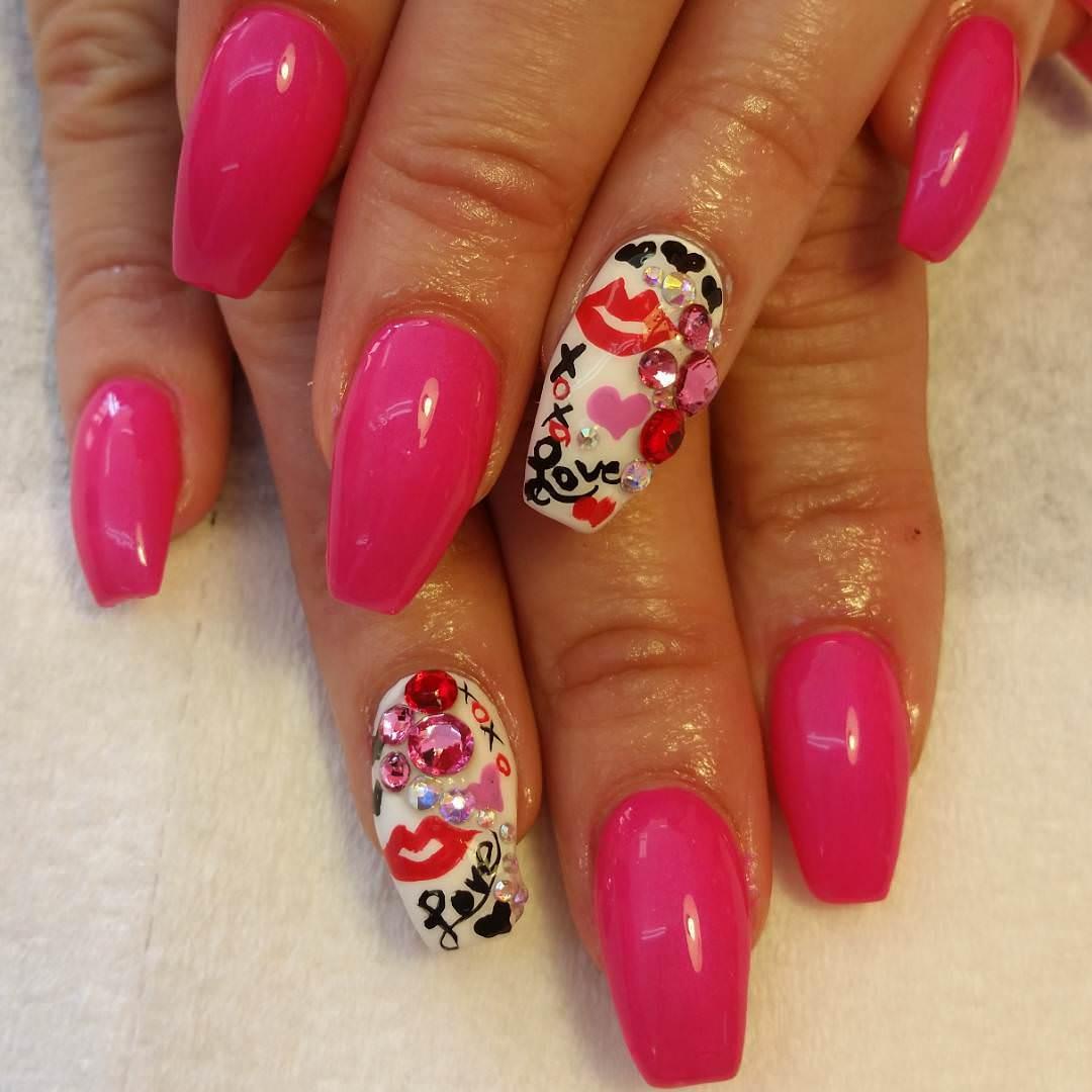 chicago nail design