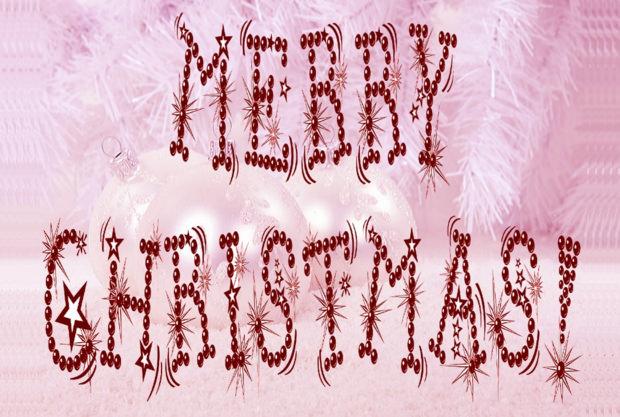 Merry Christmas Stars Font