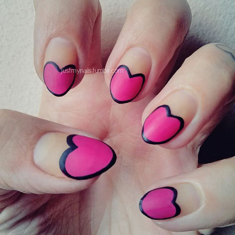 Fashionable Nail Design