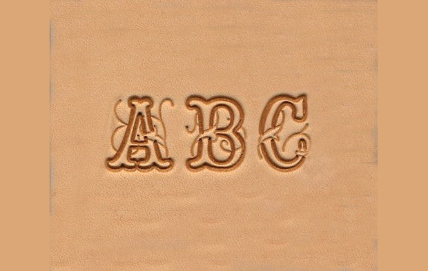 Fabulous ABC Western Font Design