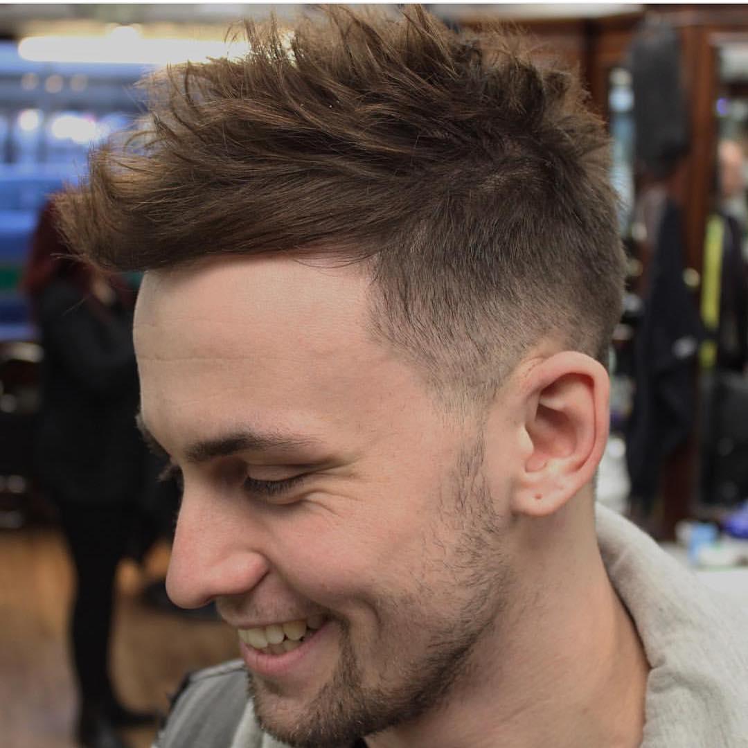 Miraculous Fade Haircut Black Men Hairstyles Design Trends Hairstyles For Men Maxibearus