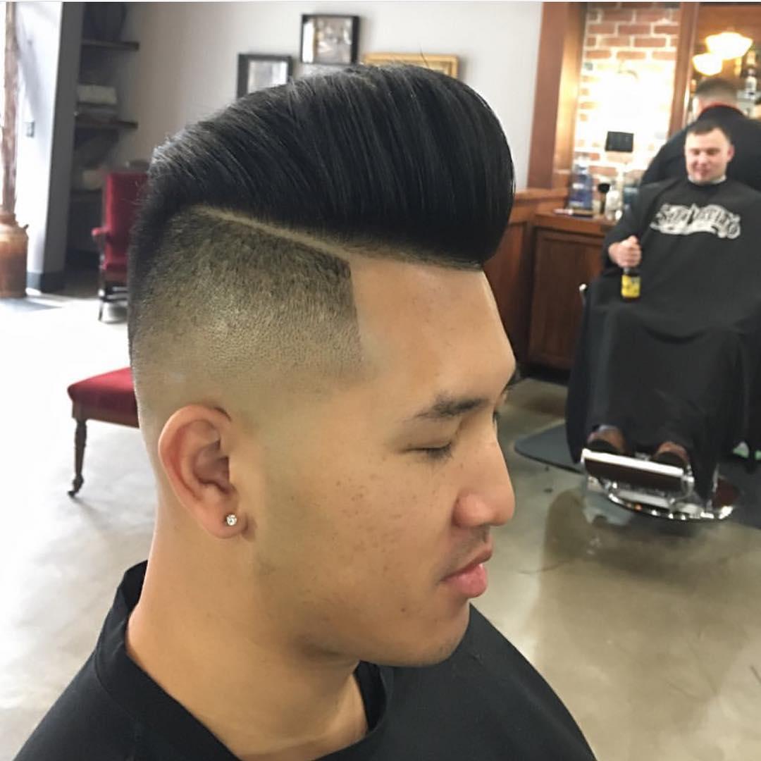 Groovy Fade Haircut Black Men Hairstyles Design Trends Hairstyles For Men Maxibearus
