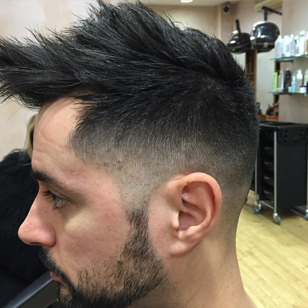 10+ Fade Haircut Designs Hairstyles Design Trends