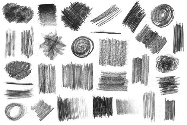 30+ Pencil Brush Psd Download