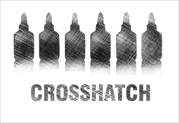 Cross Hatch brushes Download