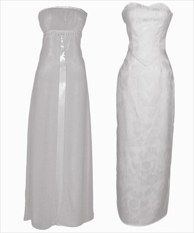 Wedding bridal dress photoshop brushes