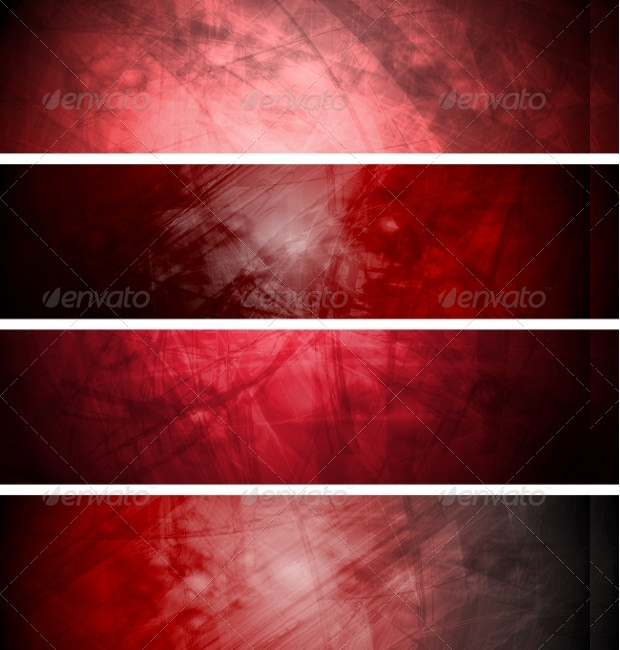 Red Textures In Different Shades