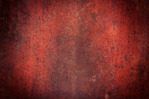 red colour scratched texture