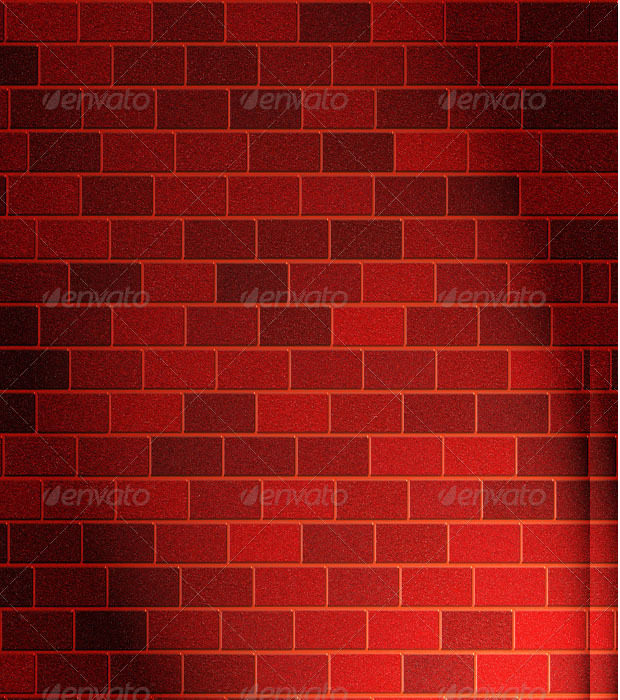 Red Brick BackGround Textures