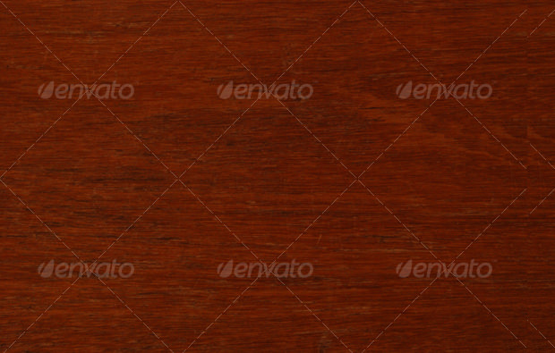 Red Texture With Wood Background