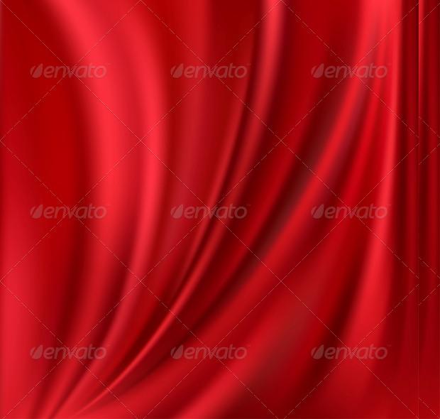 Red Silk Texture
