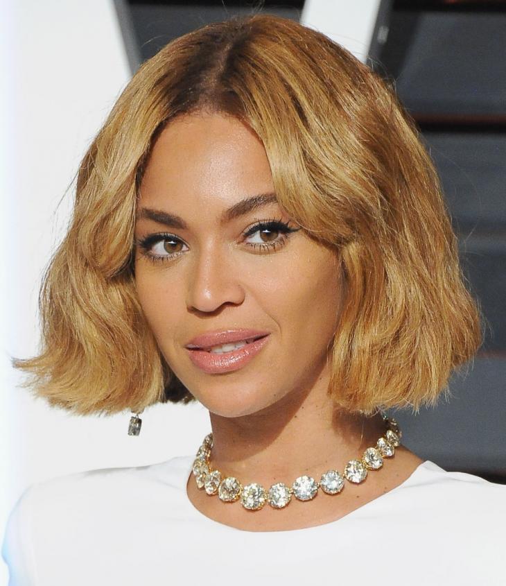 Beyonce Shaggy Bob