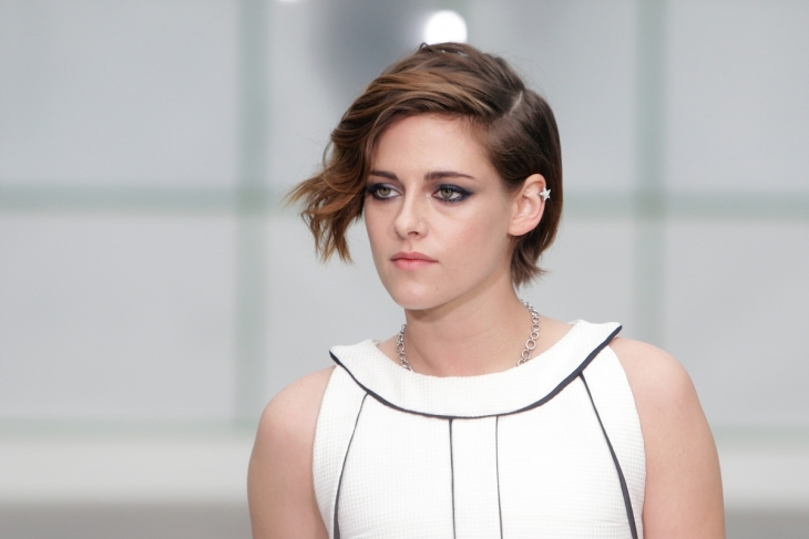 kristen stewart Shaggy signature hair