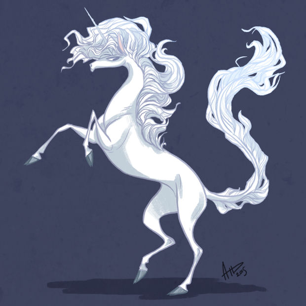 Traditional Unicorn