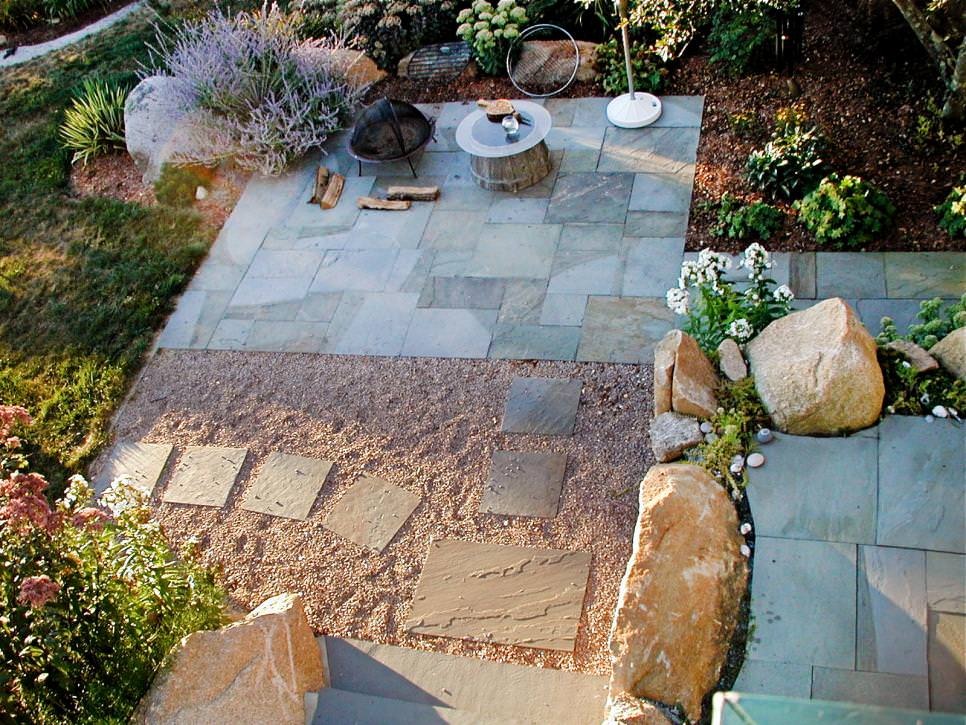 30+ Patio Designs, Decorating Ideas | Design Trends ... on Basic Patio Ideas id=80327