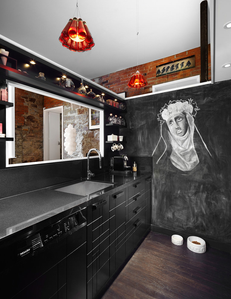 24 Chalkboard Wall Designs Decor Ideas