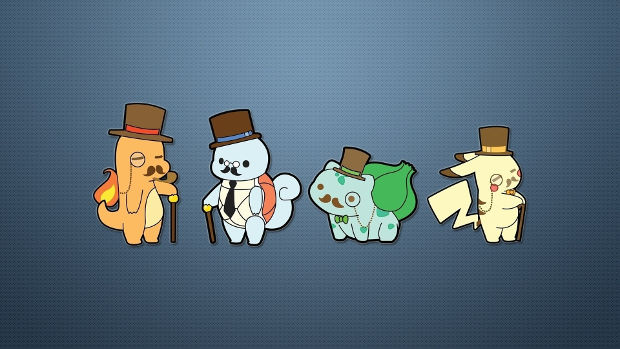 Pokemons with Hats