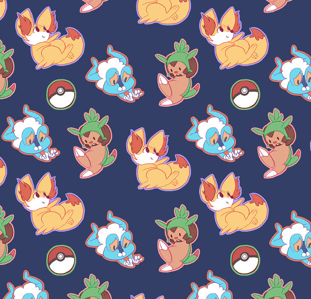 pokemon tumblr background