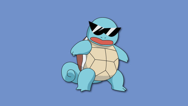 squirtle squad leader background