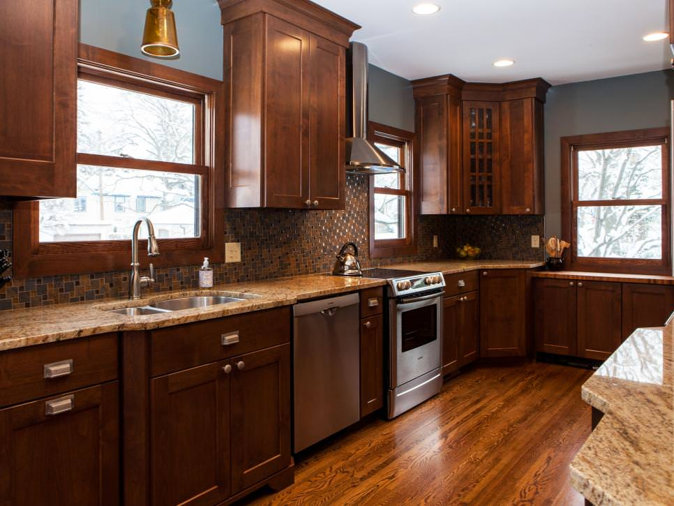 Beautifully full kitchen remodeled design