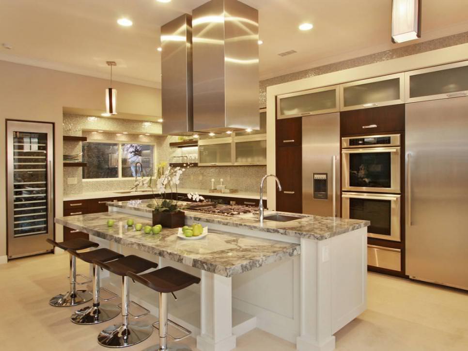 Modern Style Kitchen remodeled design