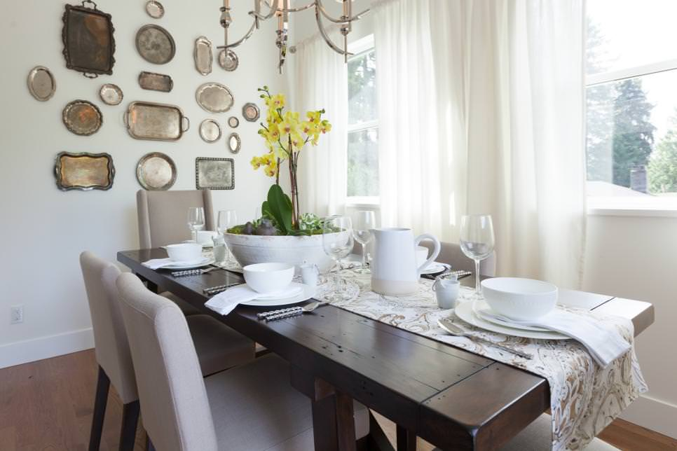 Farmhouse Dining Room Ideas: 23+ French Country Dining Room Designs, Decorating Ideas