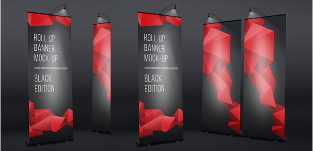 Elegant Banner mock up Download