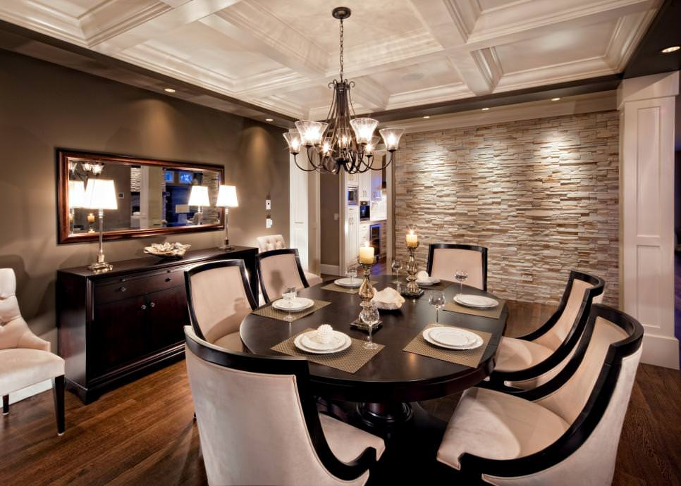 23+ Dining Room Chandeliers Designs, Decorating Ideas | Design ...