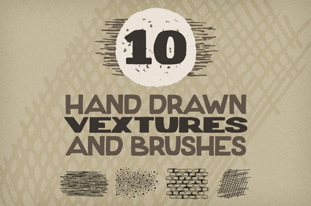 100+ Stipple Brushes for Photoshop, Gimp, Psd, Abr | Design Trends