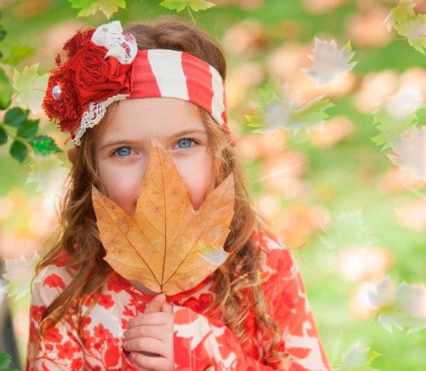 Leaves Photoshop Brushes Set